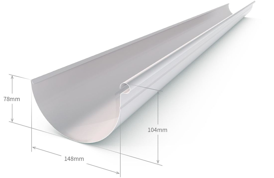 Rainwater Accessories Steel Select